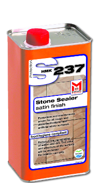 HMK S237 - STONE SEALER - satin finish