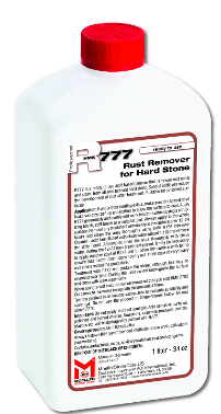 HMK R777 - RUST REMOVER FOR HARD STONE