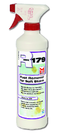 Rust Remover for Soft Stone HMK R179